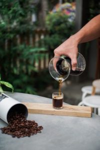 日式冰咖啡