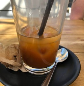 咖啡冰稀釋